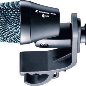 Sennheiser e904 microphone rental