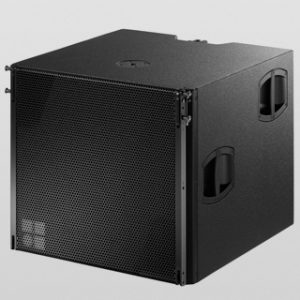 D&B SubWoofer sound