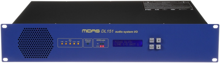 Midas DL 151 Audio System